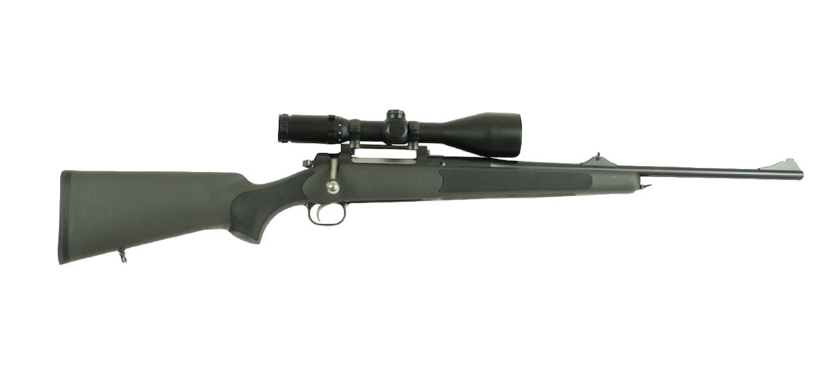 Mauser M03 inkl. Zielfernrohr & Montage