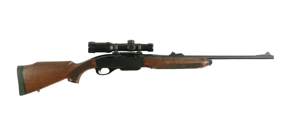 Remington Woodsmaster 750 inkl. Zielfernrohr & Montage